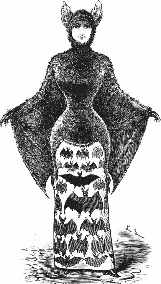 Batgirl era bibliotecaria (versión victoriana)