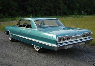 1963 Chevy Impala 4 Door