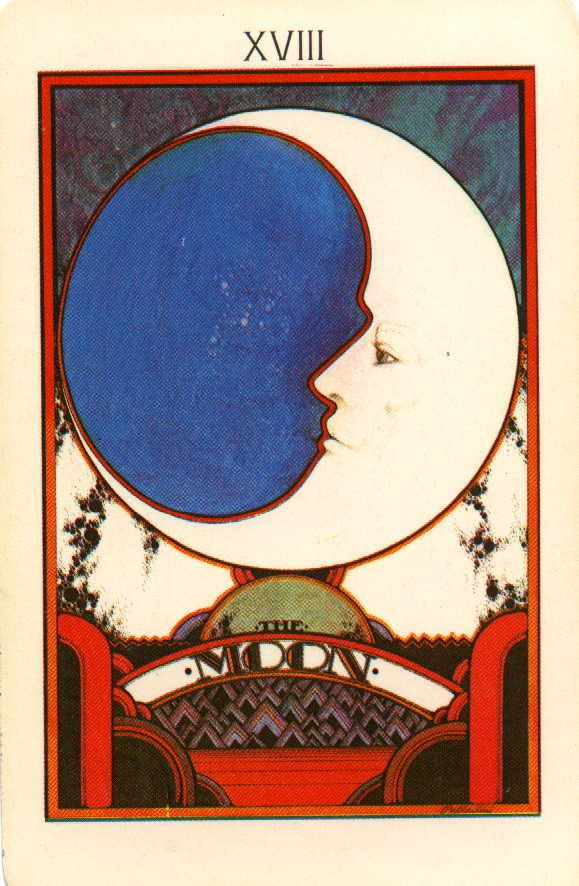 tarot aquarius moon