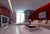 Living room designs with flat screen TV