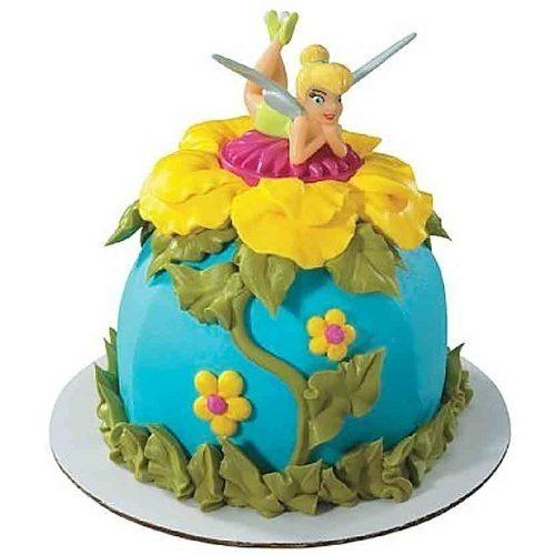 Tinkerbell Cake Ideas Birthday Party 25511 Tinkerbell Birt