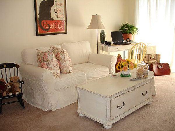 Shabby Chic Living Room Furniture 1