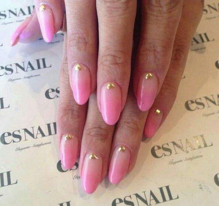 Cute Nail Design For Oval Shape Nails