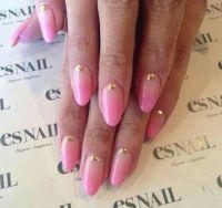 Cute Nail Design For Oval Shape Nails | Joy Studio Design ...