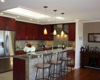 Kitchen Light Fixture Ideas Low Ceiling | Kitchen | Pinterest