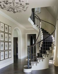The dramatic staircase | Staircase | Pinterest