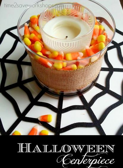 DIY Halloween Centerpiece (Just $3 to make!)