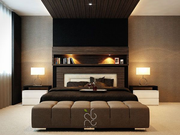 master bedroom ideas   modern touch to the Master's Bedroom would be a perfect escape for ...