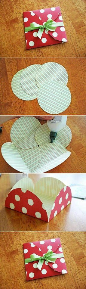 Creative Wrapping for a Birthday or Christmas present!
