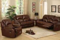 Chocolate Brown Living Room Sets | Family room | Pinterest