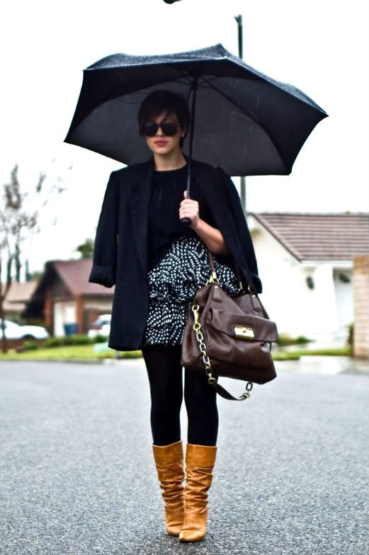 Look for a rainy day #lluvia #rain #outfit
