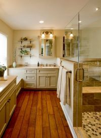 """modern"" colonial bathroom | Kitchens | Pinterest"