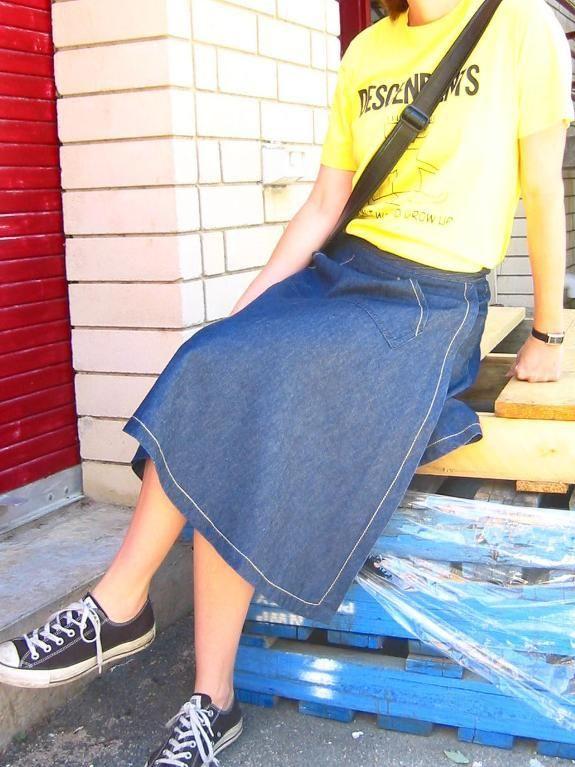 Dana Wrap Skirt by Fitzpatterns   Sewing Pattern