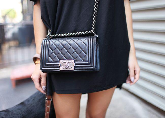 Chanel boy bag (pinkhorrorshow))