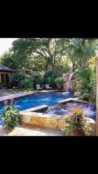 Backyard paradise | The Back Yard | Pinterest