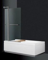 Modern shower/tub combo | bathroom | Pinterest