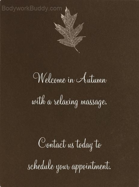 Quotes About Massage QuotesGram