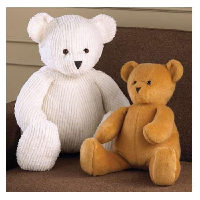 5461 Stuffed Simplicity Pattern Bear