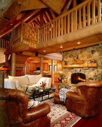 Log Home Living | Casual Cottage