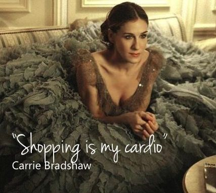 10 of the best shopping quotes of all time