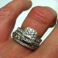 Kay s jewelers wedding ring set for when we do have our wedding