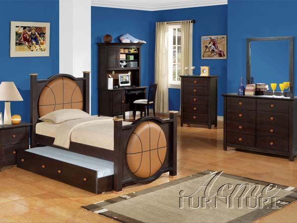 Basketball Bedroom Furniture Ideas