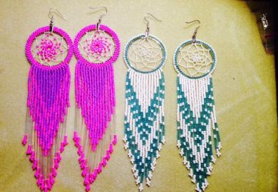 Dreamcatcher Native American Stock Photos Pictures