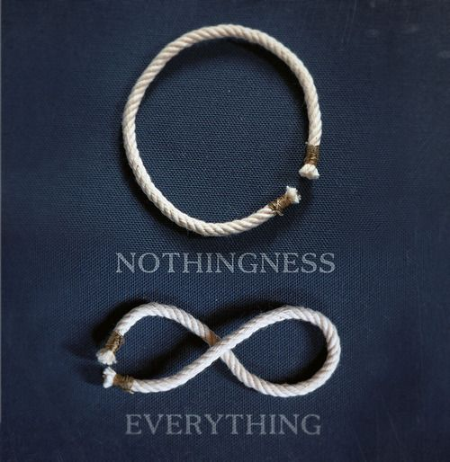 Image result for Everything Is Nothing with a Twist