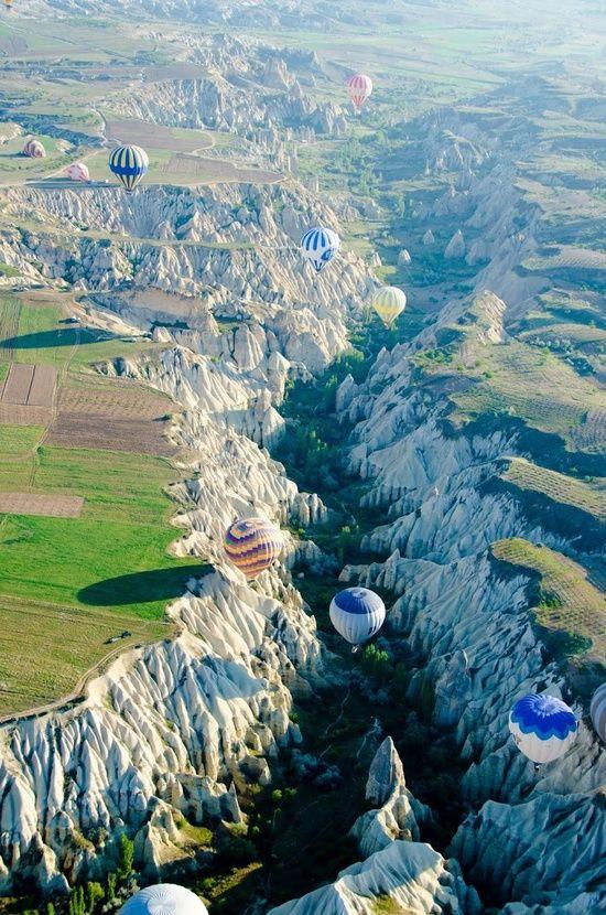 Cappadocia, Turchia | (10 belle foto)