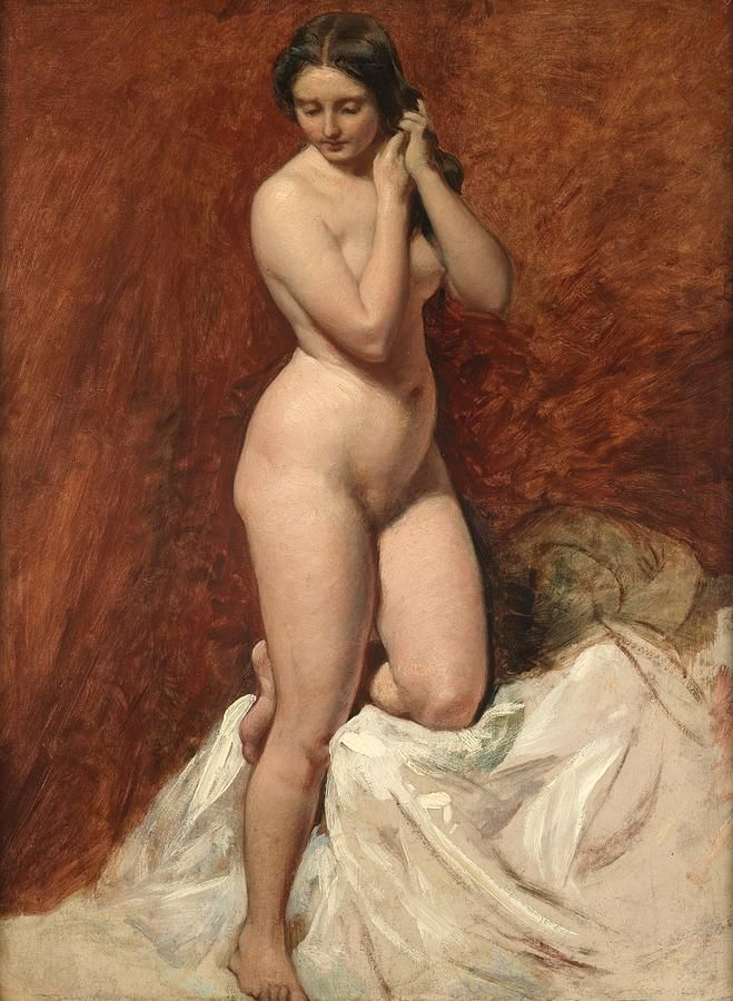 Image result for william etty female nude front
