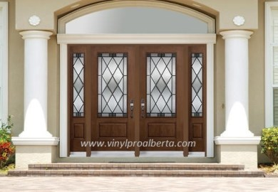 Entry Doors With Sidelights And Transom