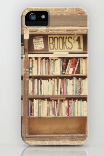 Dollar Books iPhone Case