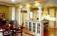Kitchen / Dining room combo | Remodel - Kitchen | Pinterest