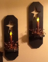 Wall sconces | Dining room ideas | Pinterest