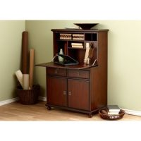 Foremost Secretary Flip Down Desk | For the Home: | Pinterest