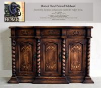 Tuscan Style Furniture | Decoration Access