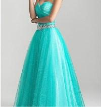Robes De Mariee: Prom Dresses Teal