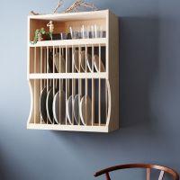 plate rack bookshelf - 28 images - wall shelf plate rack ...