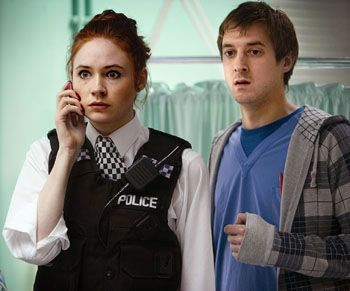 Amy Pond And Rory Williams | It seems that Amy and Rory Pond are set to make their final jury ...