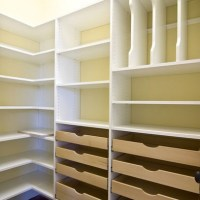 pull out shelves for master closet | To build | Pinterest