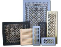 Decorative air return and vent covers | good to know ...