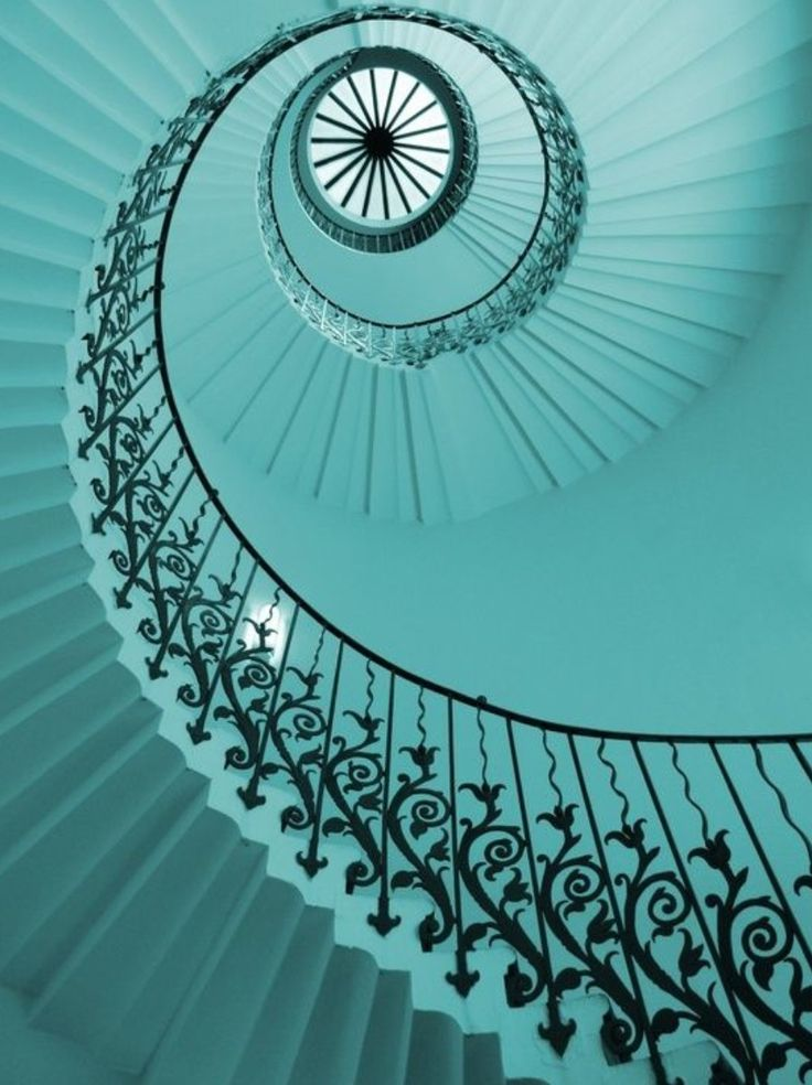 An out of the ordinary staircase!