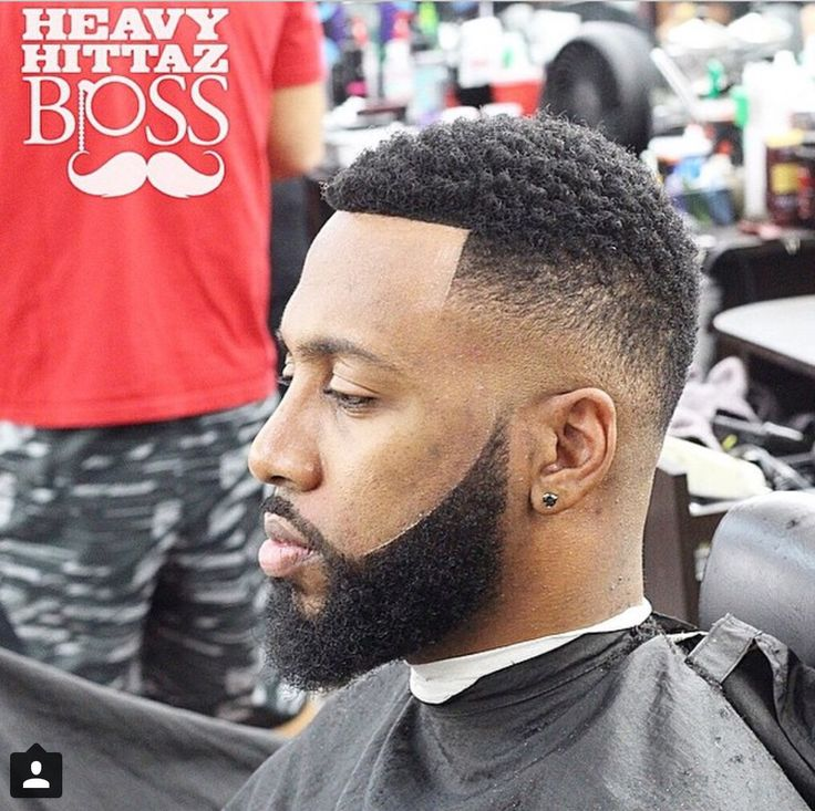 1000 Images About Black Mans Beard Styles On Pinterest