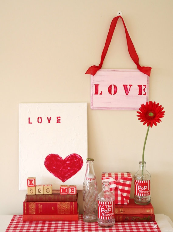 Valentine's Day Signs