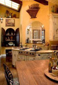 old world kitchen | Kitchen Ideas | Pinterest