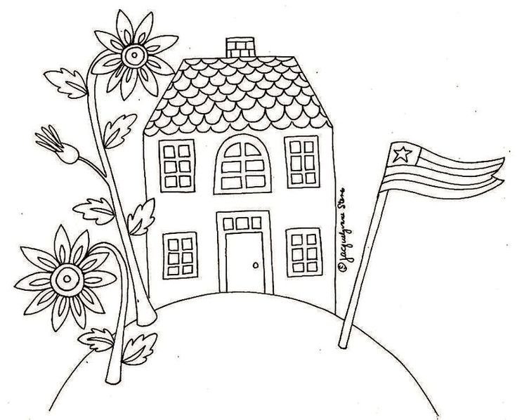 Rug Coloring Pages