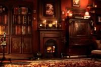 Steampunk Living Room | Living room love | Pinterest