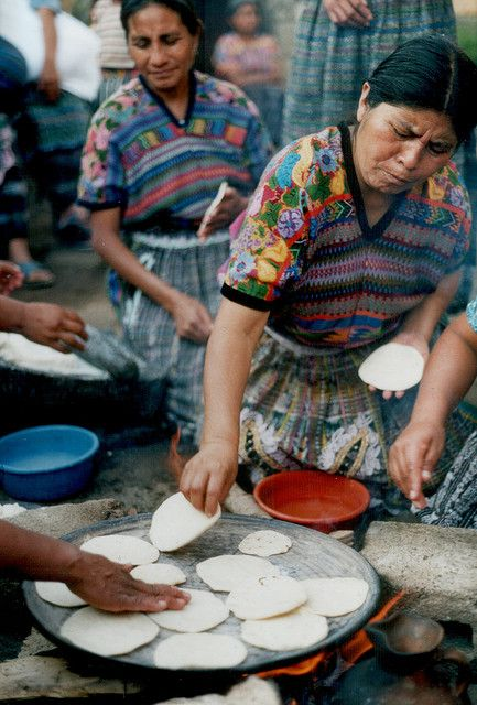 Tortiando - to have a greater appreciation of the differences between cultures, we should all take the opportunity to live as others live.