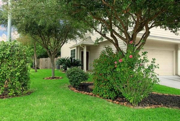 front side yard landscaping garden