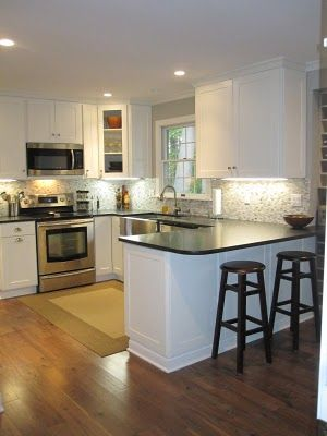 896 YDC: Before and After Kitchen remodel